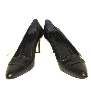 Brooks Brothers Black Pumps sz8